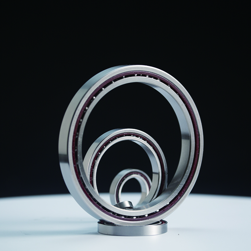 718, 719,70, 72 series single row angular contact ball bearing