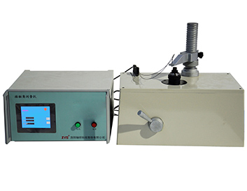 Bearing contact angle measuring instrument