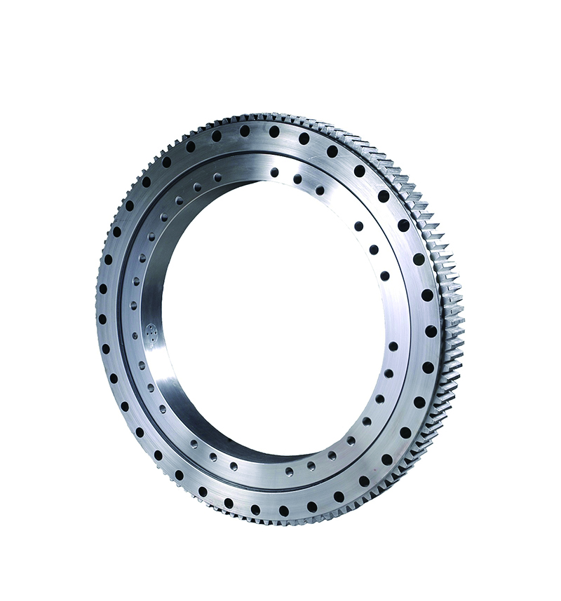 Double row Different Ball Diameter Slewing Bearing