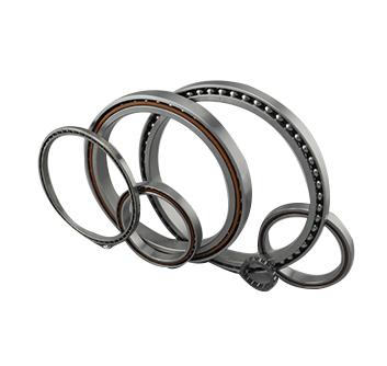 Flexible bearings for harmonic reducers