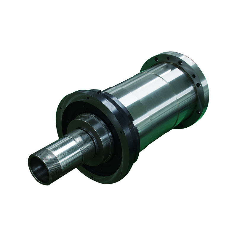 Mechanical turning spindles