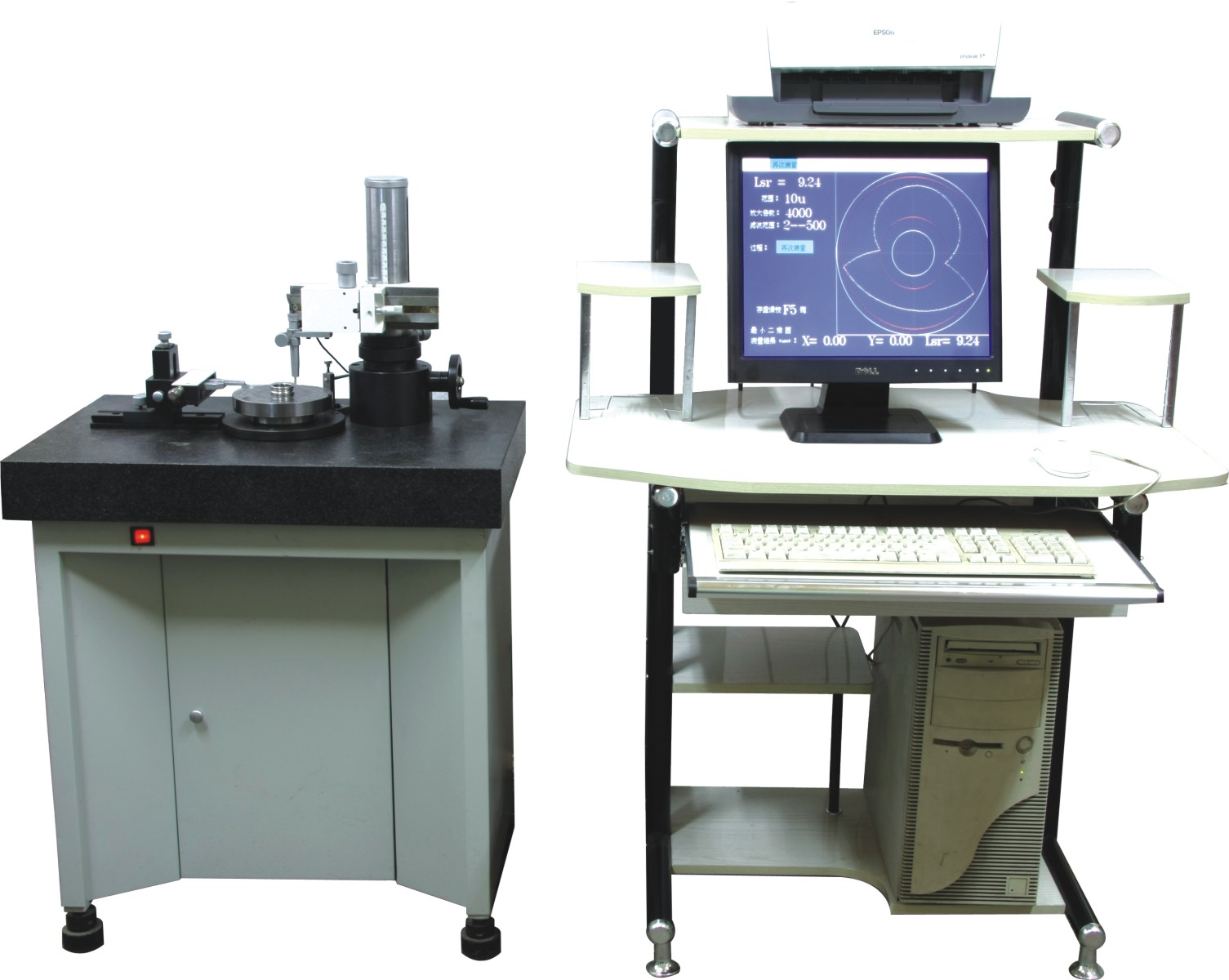 Y90 series High speed roundness measuring instrument