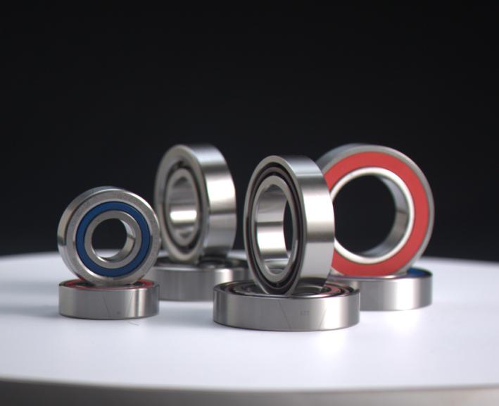 B719-2RZ, B719-2RZ/HQ1, B70-2RZ, B70-2RZ/HQ1 Series Single row angular contact ball bearing