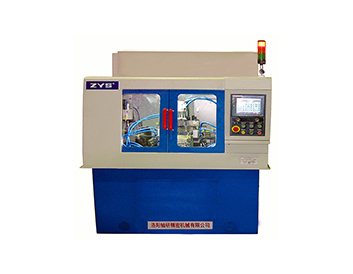 Raceway Superfinishing Machine for Ball Bearing Outer Ring