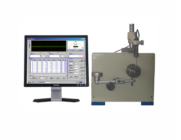 Bearing radial clearance measuring instrument