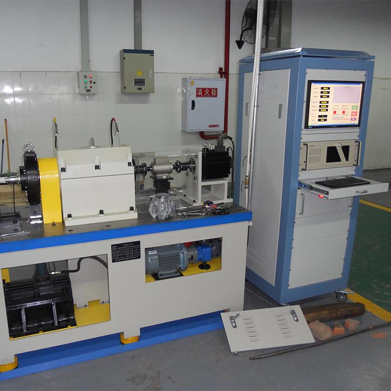TAUh20-70f Automobile Hub Bearing Friction Torque Testing Machine