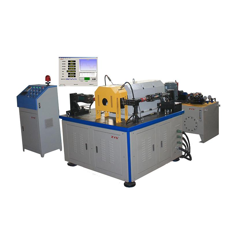 TAUh50-100Tf Automobile Hub Bearing Simulation Testing Machine