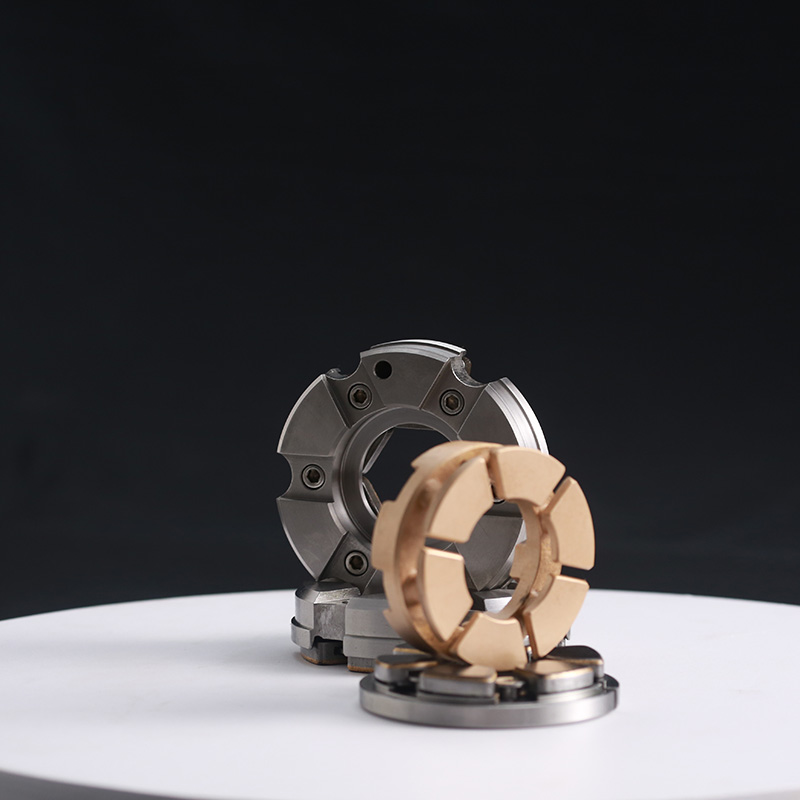 Tilting-pad thrust bearing