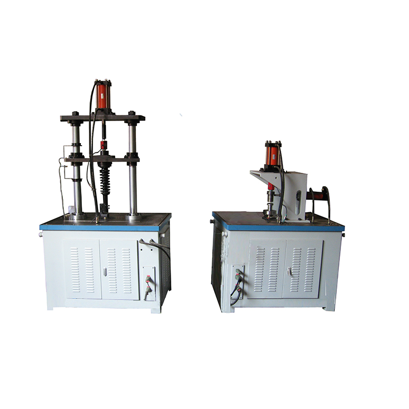 TOX20-60f Testing Machine of Automobile Suspension Support Bearing and Components